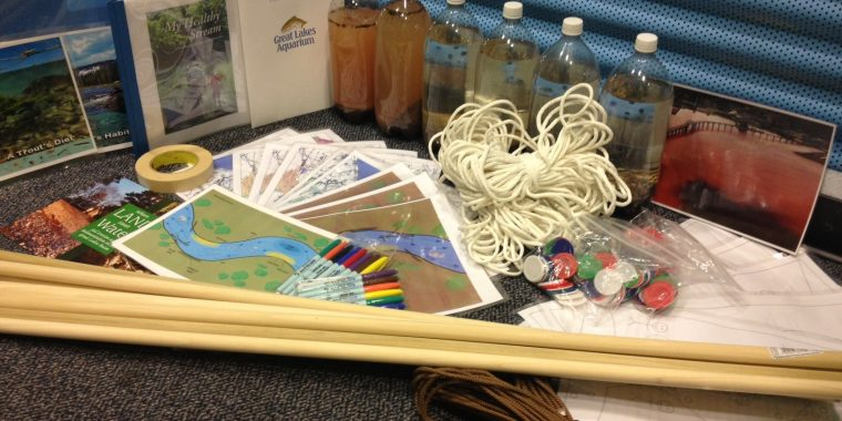 A Meandering Story Kit