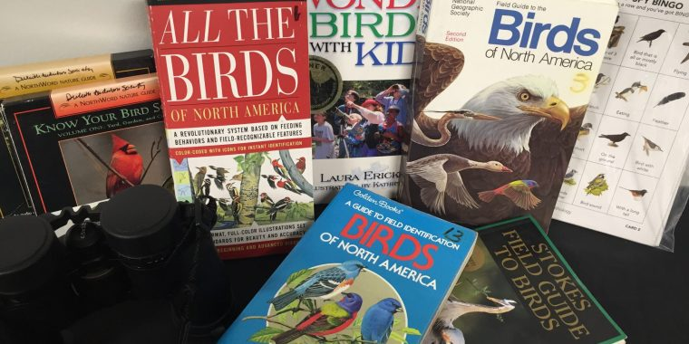Birding Box Field Guides